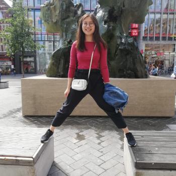 Oppas Amsterdam: Kristina