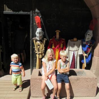 Ouder Weesp: oppasadres Familie