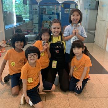 Babysitter in Singapore: Jaslyn