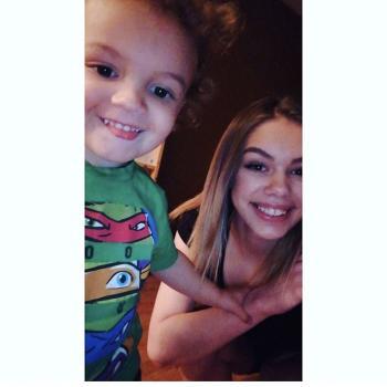 Babysitter London: Desiree