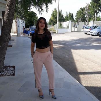 Babysitter in Andria: Debora