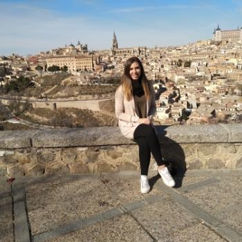 Canguro en Madrid: Marian