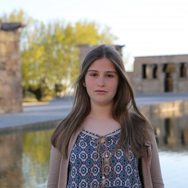 Canguro en Arganda del Rey: Sara