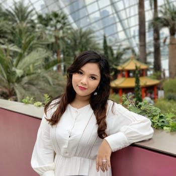 Babysitter Singapore: Nasreen