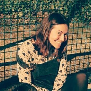 Canguro en Madrid: María Isabel