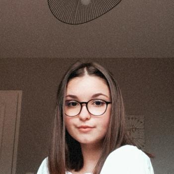 Babysitter Limoges: Anaïs