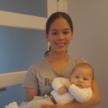 Babysitter in Bussum: Eva