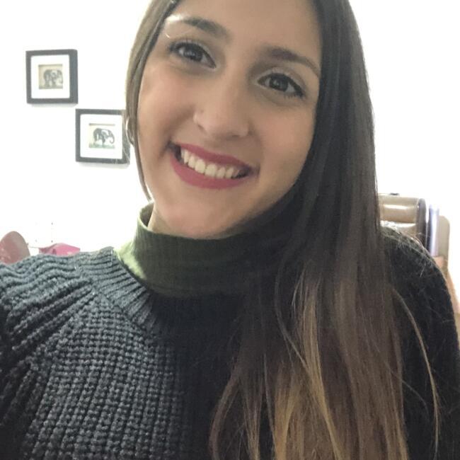 Babysitter in Montevideo: Anthonela