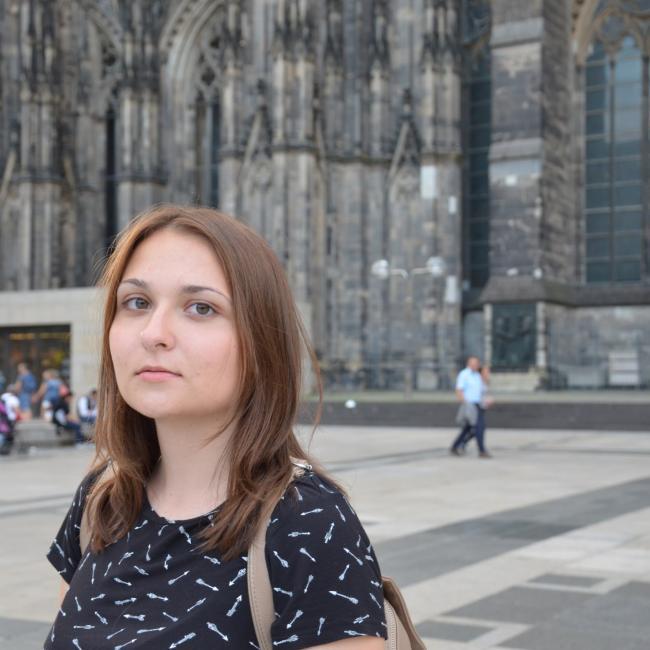 Babysitter in Trier: Alisa