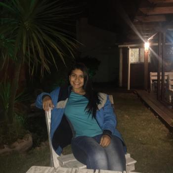 Niñera en Canelones: Audrey