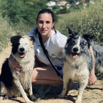 Canguro en Cerdanyola del Vallès: Iria