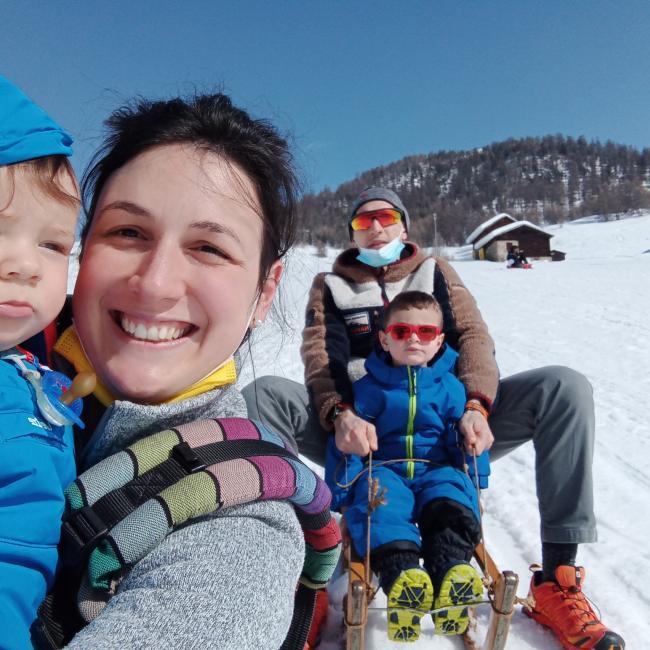 Lavoro per babysitter a Drezzo: Maddalena