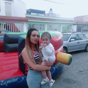 Babysitter Ojo de Agua: Abigail