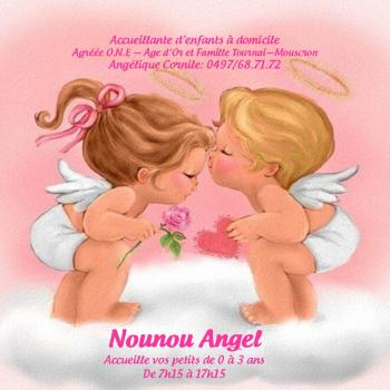 Assistante maternelle Tournai: Angélique