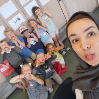 Babysitter in Antwerpen: Mariam