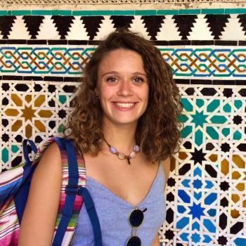 Canguro en Granada: Chiara