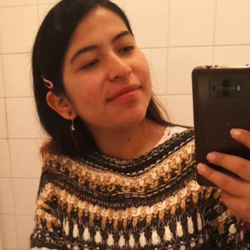 Niñera en Valladolid: Estefanía Yanangomez Hinojosa