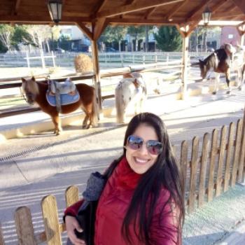 Niñera en Madrid: Laura