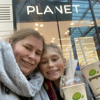 Baby-sitter Mons: Nathalie