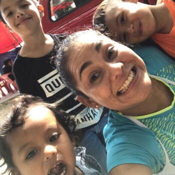 Babysitter in Cancún: Elena