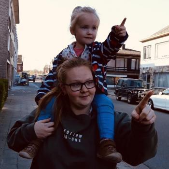 Baby-sitter Mol: Marte