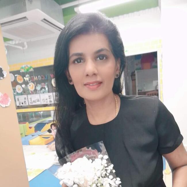 Babysitter in Singapore: Samsun