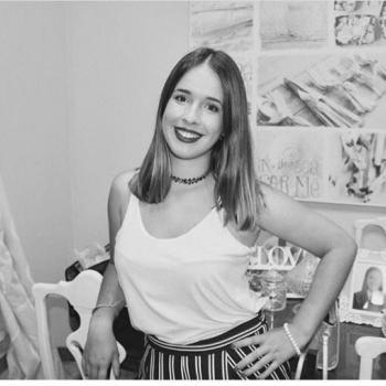 Canguro Málaga: Ineva Pulido Castro