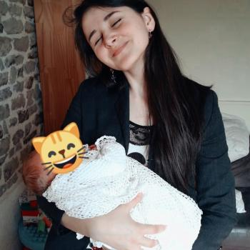 Baby-sitter in Condé-sur-Vire: Marie Lys