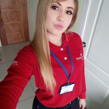 Babysitter Pinto: María