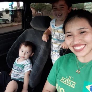 Babysitting job Chapecó: babysitting job Marissa