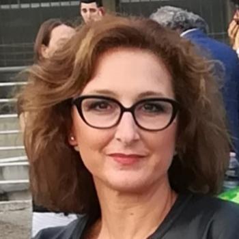 Canguro Málaga: Federica Alessandra Secondi