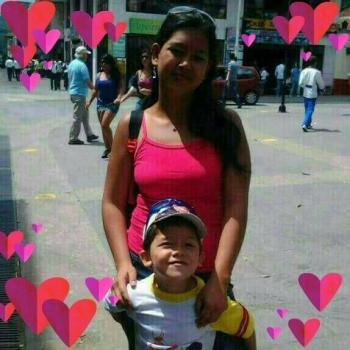 Baby-sitter in Meyrin: Leidy Julieth Mendoza