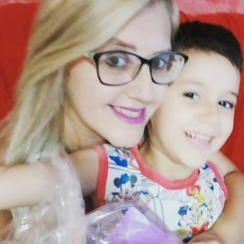 Babá Ferraz de Vasconcelos: Poliana Pereira