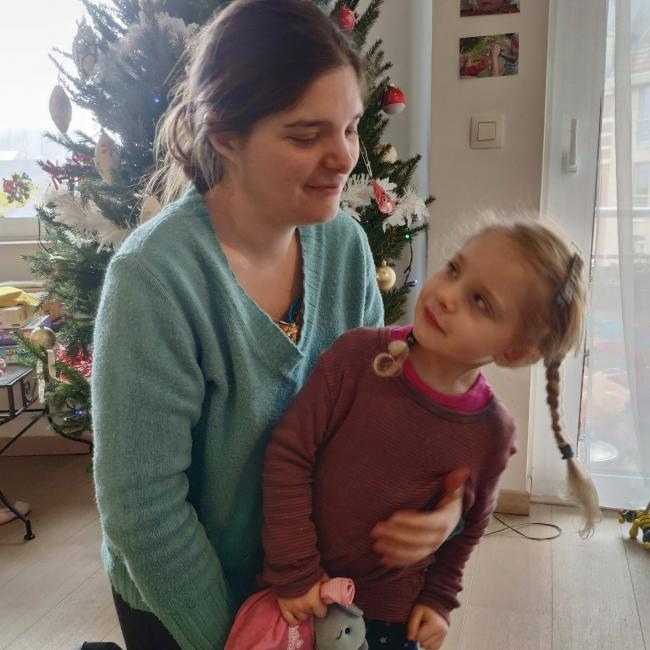 Babysitter in Brussel (Sint-Lambrechts-Woluwe): Madeleine