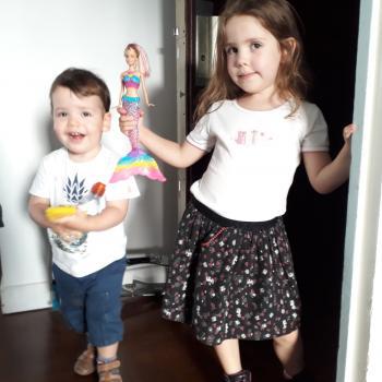 Baby-sitting Paris: job de garde d'enfants David