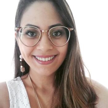 Babá em Piracicaba: Sarah