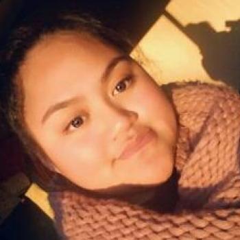 Woman in Rotorua