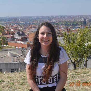 Canguro en Madrid: Irene