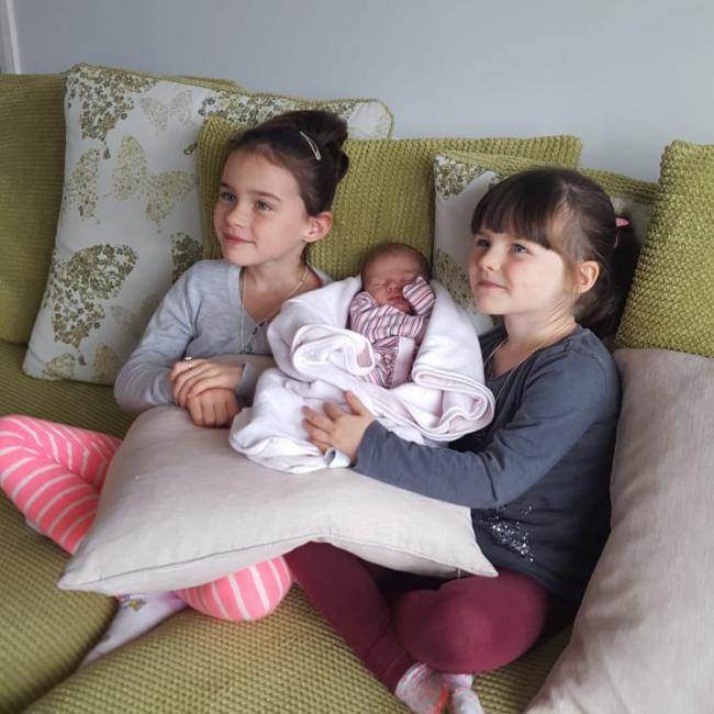 Babysitting job in Chichester: Katharine
