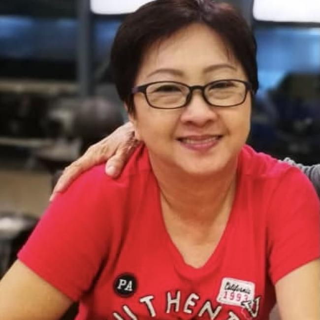 Babysitter in Kuala Lumpur: Jinny