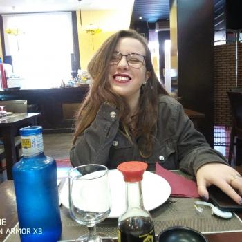 Canguro en Toledo: Raquel