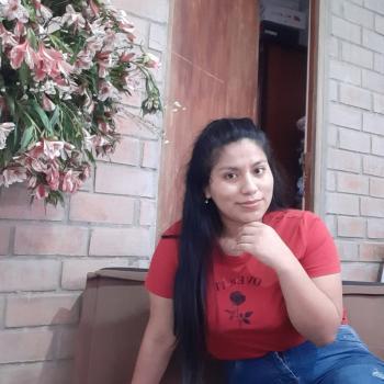 Niñera Distrito de Miraflores: Andrea