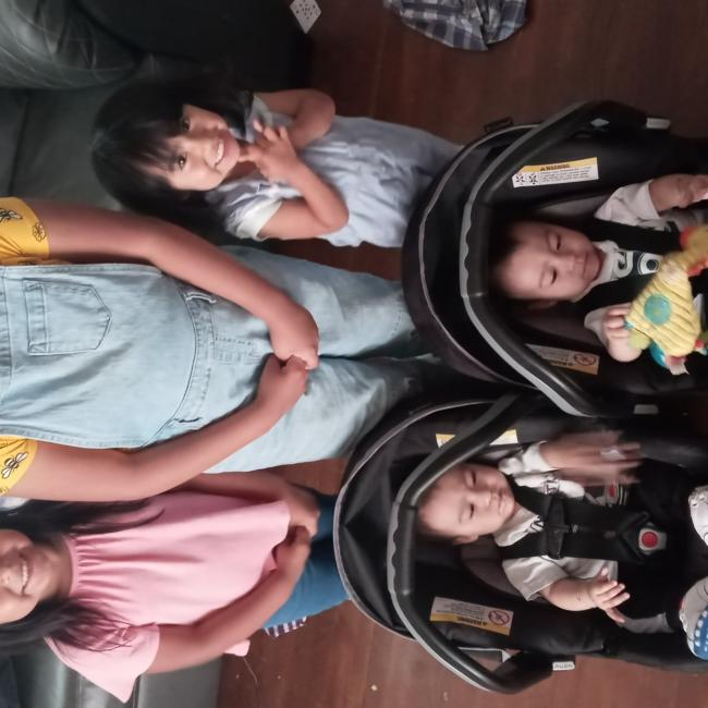 Babysitting job in Fresno: Elizabeth Luis