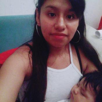 Niñera Santiago de Chile: Mellany granados meza