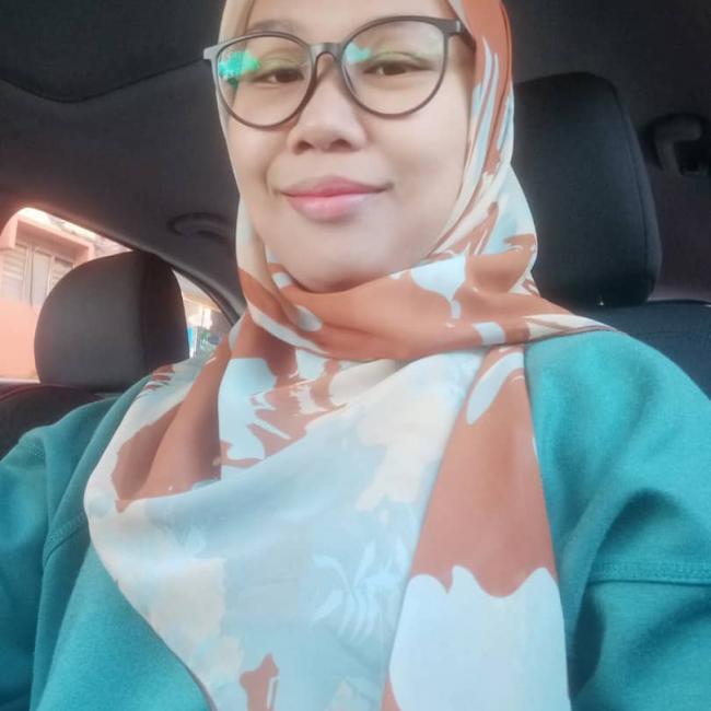 Babysitting job in Johor Bahru: Nurshafinaz Azurin