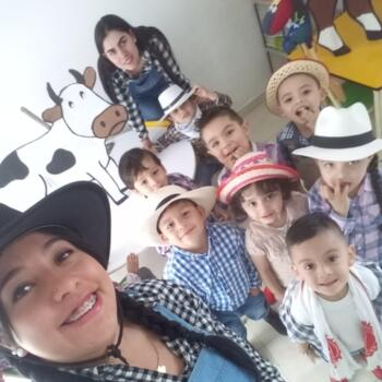 Niñera en Manizales: Luisa Fernanda