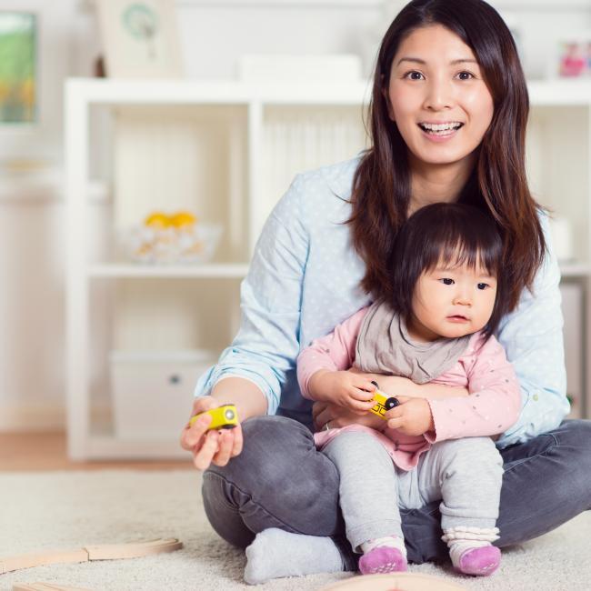 Babysitting job in Yongin-si: 초롱