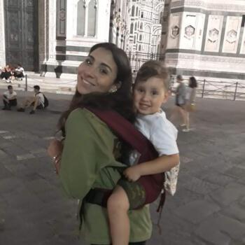 Babysitter a Milano: Noura