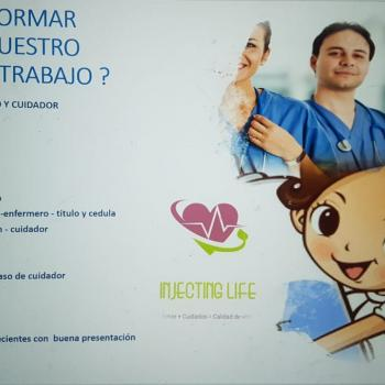 Childcare agency Mexico City: Injecting life