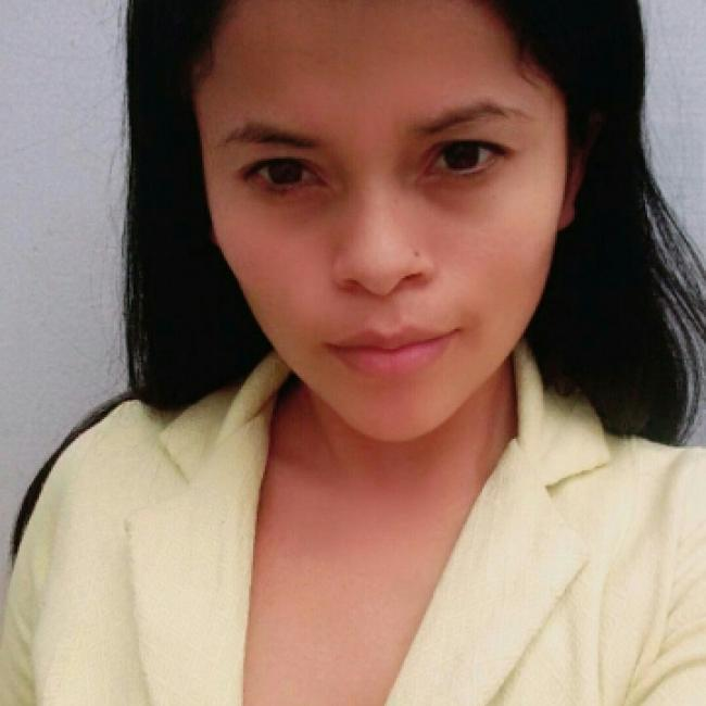 Niñera en Bogotá: Maria